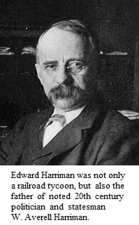 Edward Henry Harriman